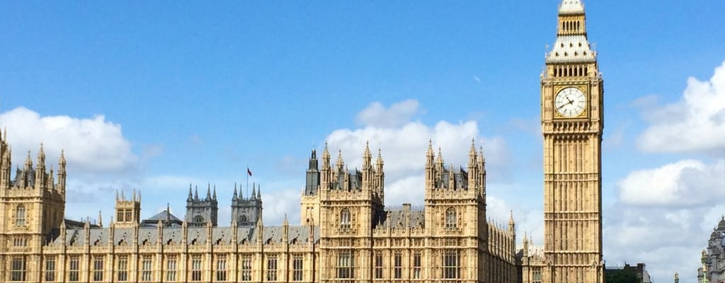 Opactwo Westminsterskie i Parlament Tour