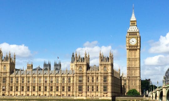 Westminster Abbey and Parliament Tour