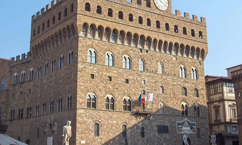 Palazzo Vecchio Secret Passages Guided Tour with Lunch