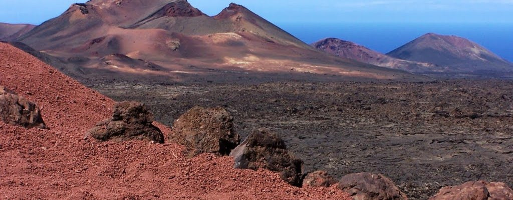 The best of Lanzarote guided tour