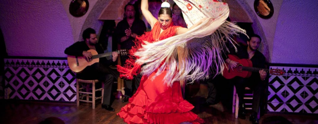 Шоу фламенко в таблао Cordobes