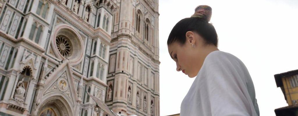Katedra we Florencji i Tarasy z przewodnikiem z opcjonalnym lunchem