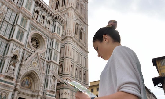 Florence Cathedral and Terraces guided visit with optional lunch