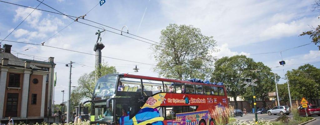 Tour de 72 horas en los autobuses turísticos de Estocolmo