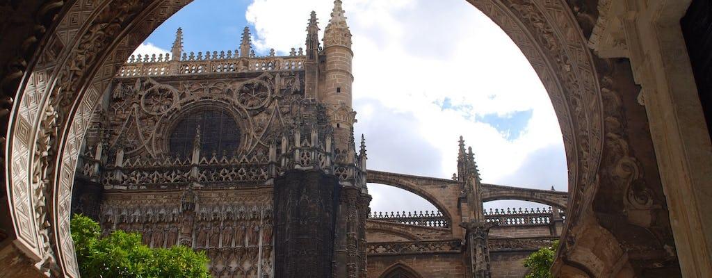 Katedra w Sewilli i Royal Alcázar omijają bilety liniowe i prywatną wycieczkę