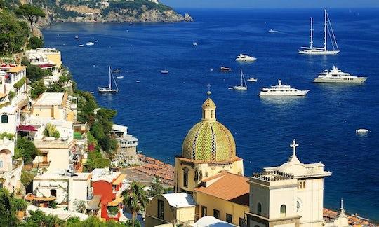 Daily excursion to Sorrento, Positano and Amalfi from Naples