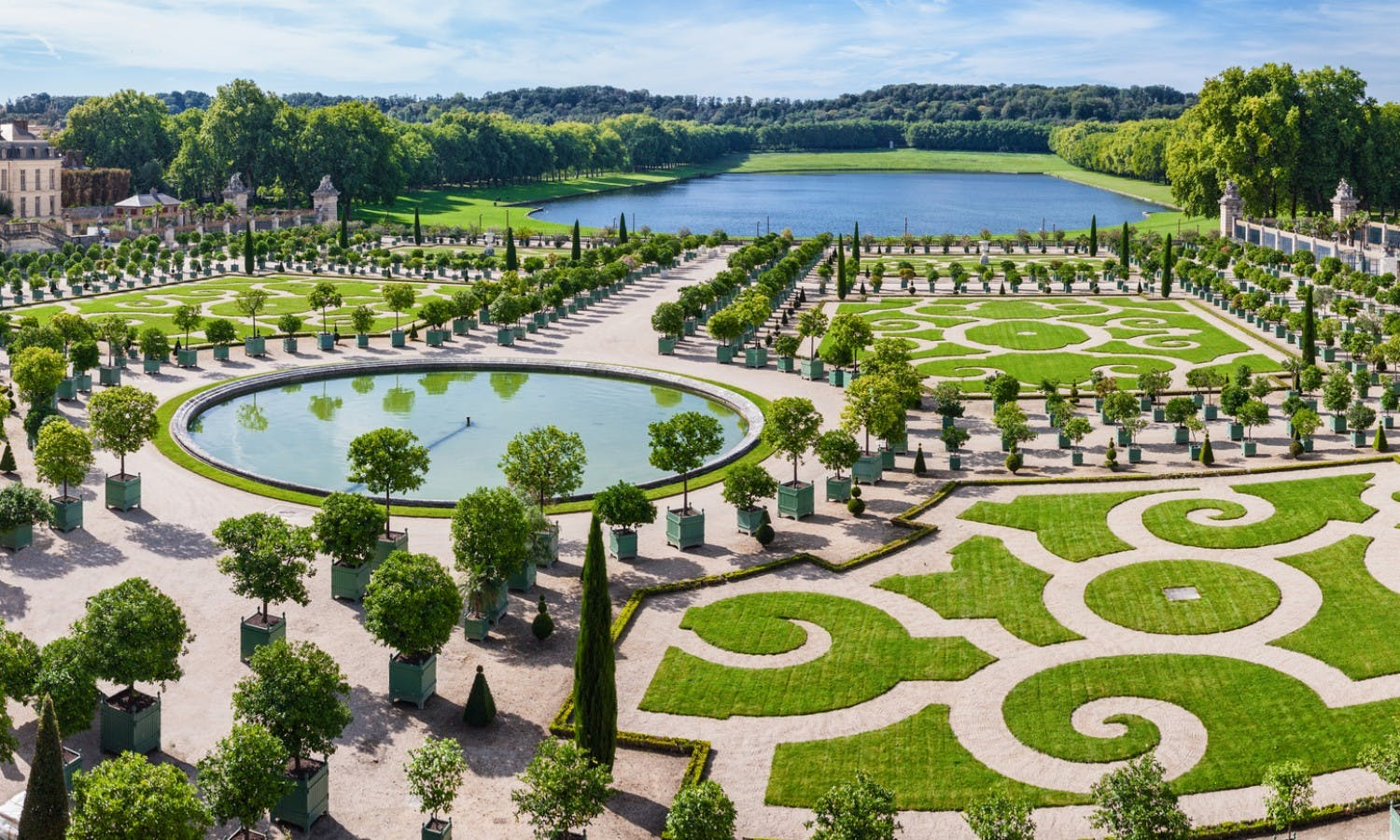 Palace of Versailles entrance tickets with audioguide and full access to gardens