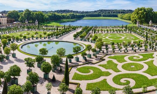 Schloss Versailles Tickets mit Audioguide und vollem Zugang zu den Gärten