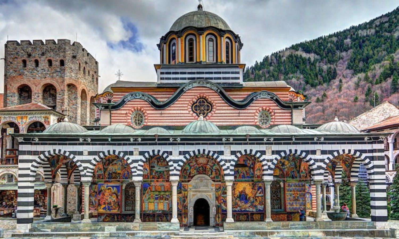 Salir de la ciudad,Excursiones de un día,Excursión a Monasterio de Rila,Iglesia de Boyana