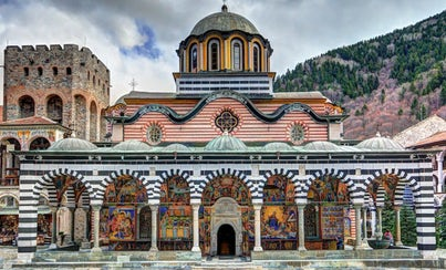 Excursions,Full-day excursions,Excursion to Rila Monastery,Boyana Church