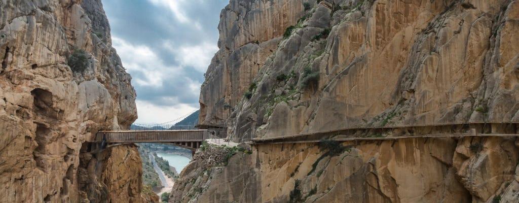 Каминито-дель-Рей поход из Севильи