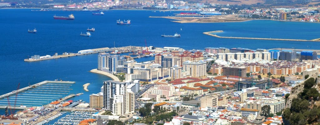Excursie door Gibraltar met gids vanuit Sevilla