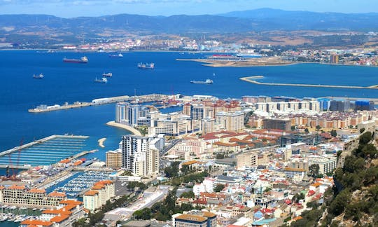 Gibraltar guided excursion from Seville