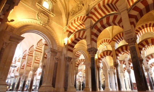 Córdoba guided excursion from Seville