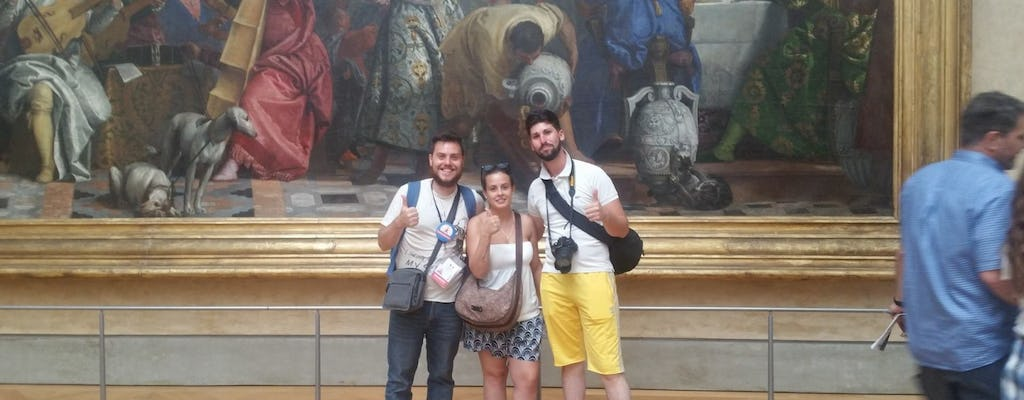 Tour privato dell'arte italiana al Louvre