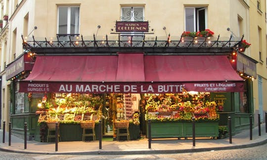 Montmartre 2-hour private walking tour