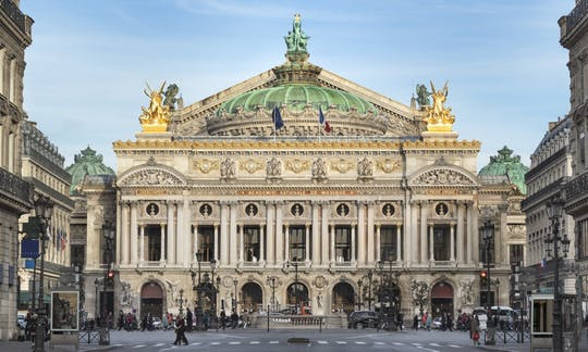 Tour gratuito por lo mejor de París