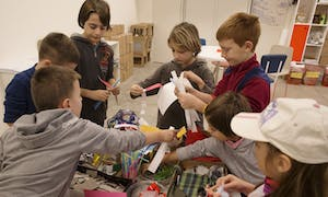 Creative Sessions In Pirelli HangarBicocca: Seek And You Will Find! (6-8 Years)