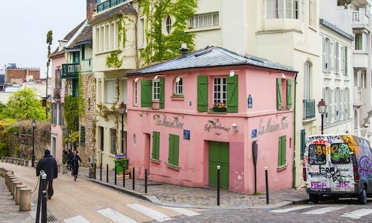 Visita guiada gratuita en Montmartre y el Sagrado Corazón