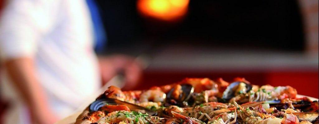Mistrz pizzy w Neapolu: zostań producentem pizzy na cały dzień