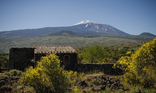 Etna, Randazzo and Valle d'Alcantara guided tour from Taormina