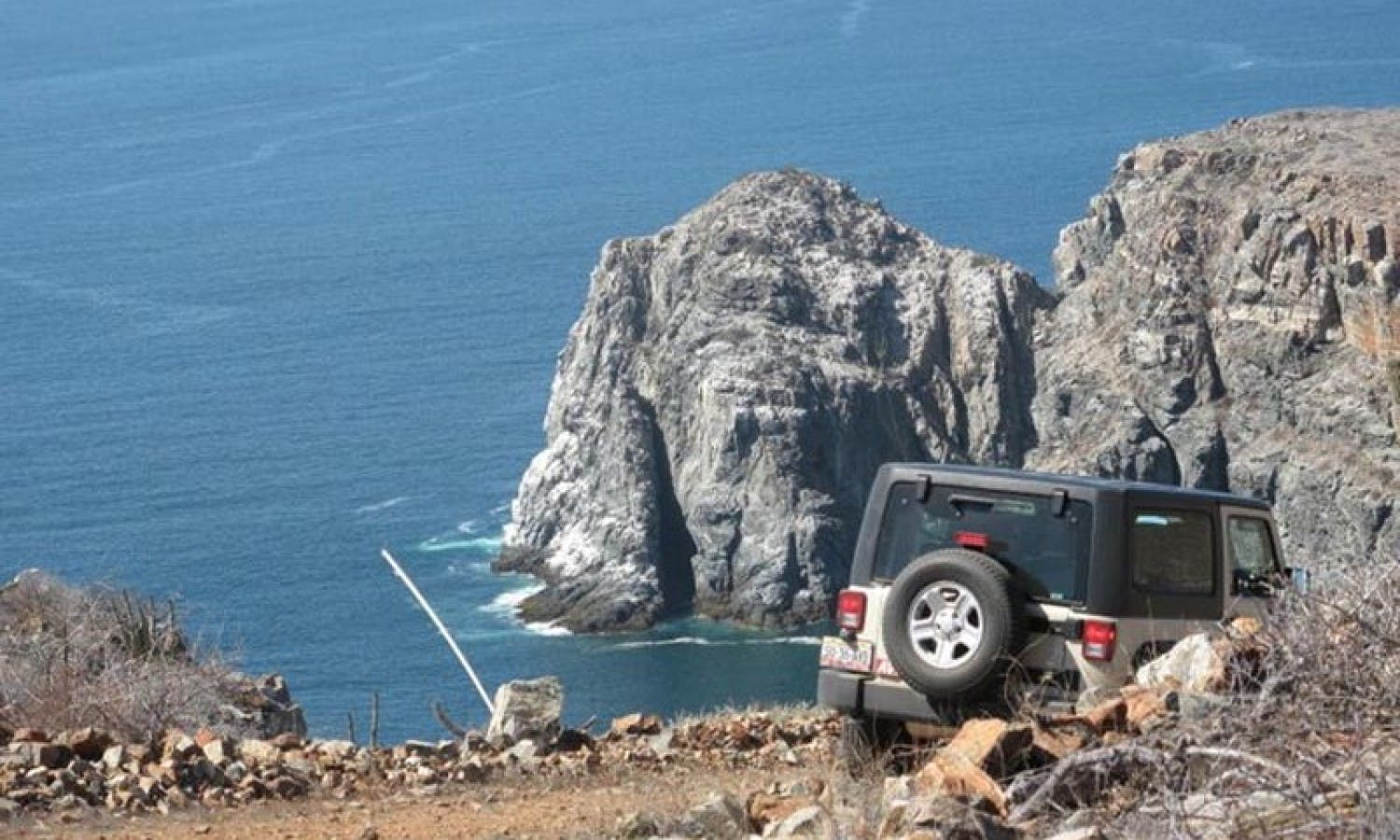 Private Jeep tour to Todos Santos from Cabo San Lucas