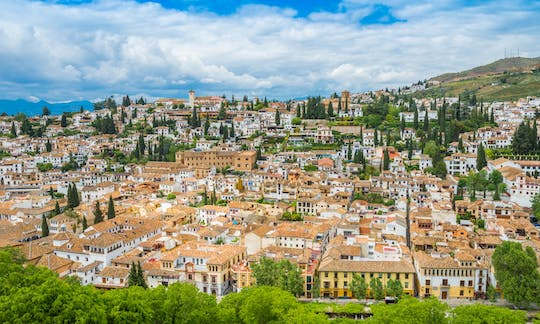 Historical Granada private tour with a local guide: from the Muslim to the Christian era