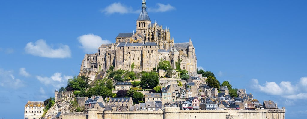 Fullday excursion to Mont Saint-Michel from Paris