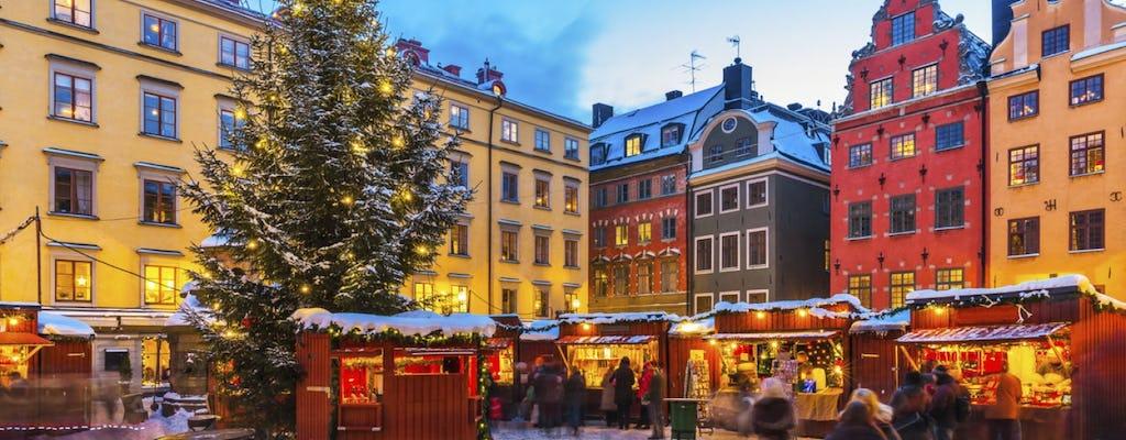 Christmas spirit in Stockholm