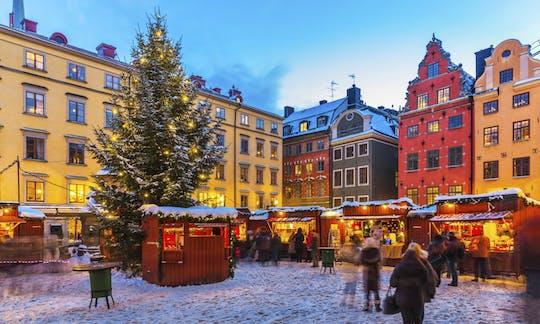 Spirito natalizio a Stoccolma