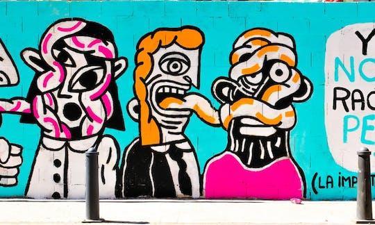 Стрит-арт экскурсия в Валенсии