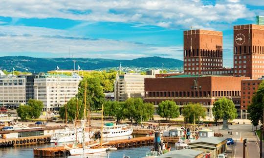 Stadtführung zu Fuß durch Oslo