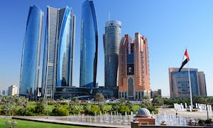 Shore Excursion: Abu Dhabi City Tour