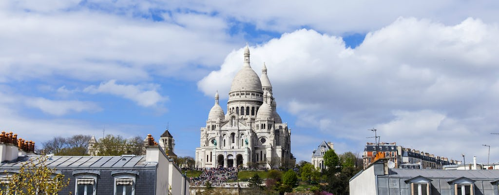 Visit Sacré-Coeur and Montmartre with a guide