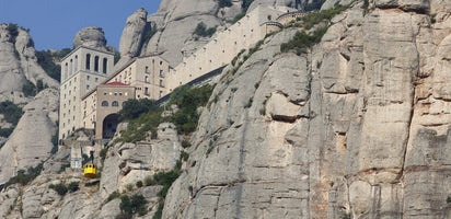 Carte Barcelone Montserrat.Montserrat The Holy Mountain Full Day Tour From Barcelona Musement