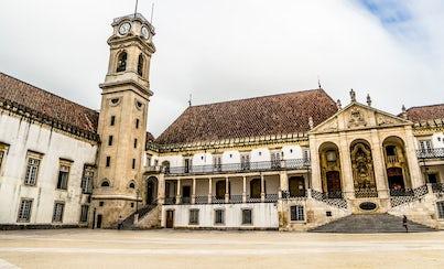 Salir de la ciudad,Excursions,Excursiones de un día,Full-day excursions,Excursión a Coimbra,Excursion to Coimbra,Excursión a Fátima,Excursion to Fátima
