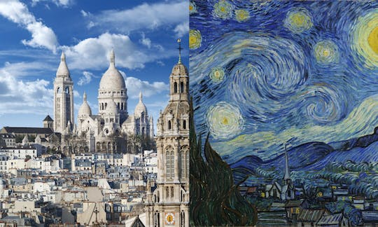 Guided tour of Montmartre and Musée d\