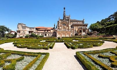 Salir de la ciudad,Excursions,Excursiones de un día,Full-day excursions,Excursión a Coimbra,Excursion to Coimbra,Con visita a Buçaco incluida