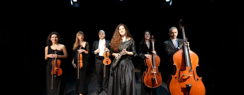 Le quattro stagioni di Vivaldi incontrano i capolavori di Bach a Roma