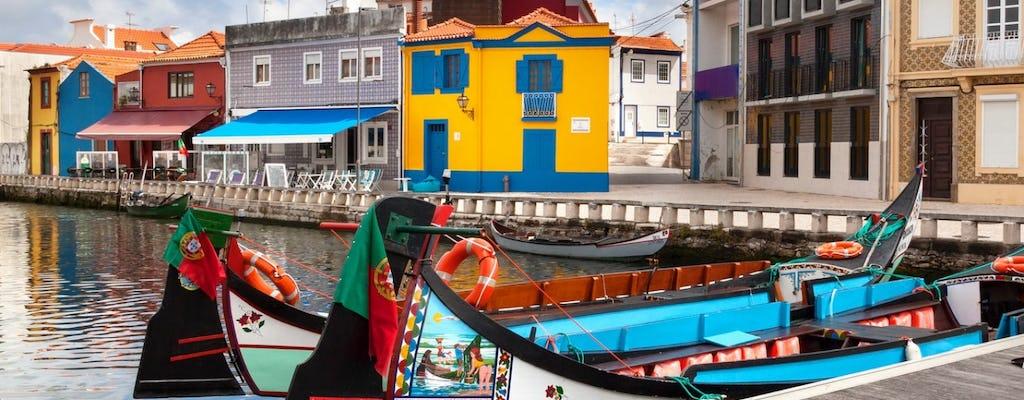 Visite d'une demi-journée à Aveiro au départ de Porto
