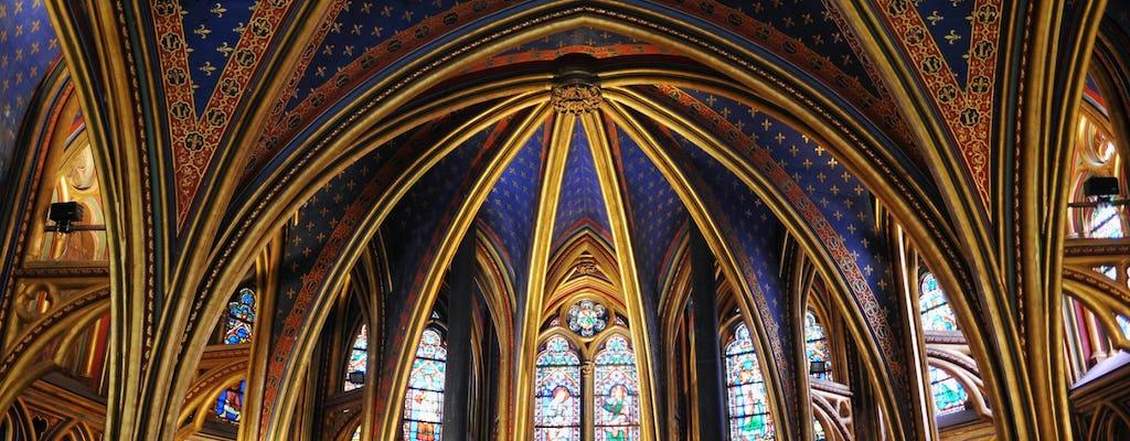 Rondleiding met een kleine groep door Île de la Cité met Sainte Chapelle en middeleeuws Parijs