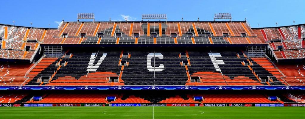 Mestalla Stadium guided visit