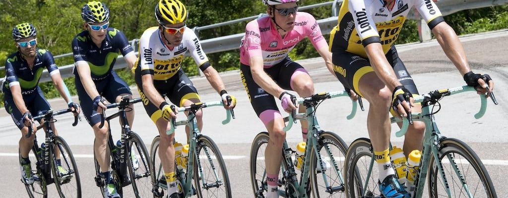 8^ - Molfetta-Peschici - Sabato 13 maggio - Giro d'Italia 2017