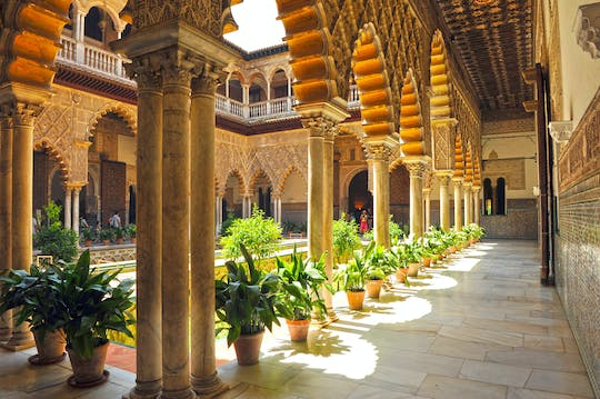 Skip-the-line tickets and guided tour of the Real Alcázar of Seville
