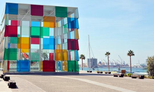 Centre Pompidou of Málaga skip-the-line combination tickets