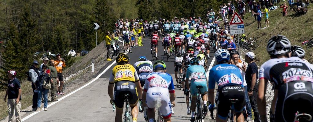 17^ - Tirano-Canazei (Val di Fassa) - Mercoledì 24 maggio - Giro d'Italia 2017