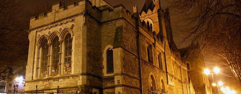 Tour gratuito por los misterios y leyendas de Dublín por la noche
