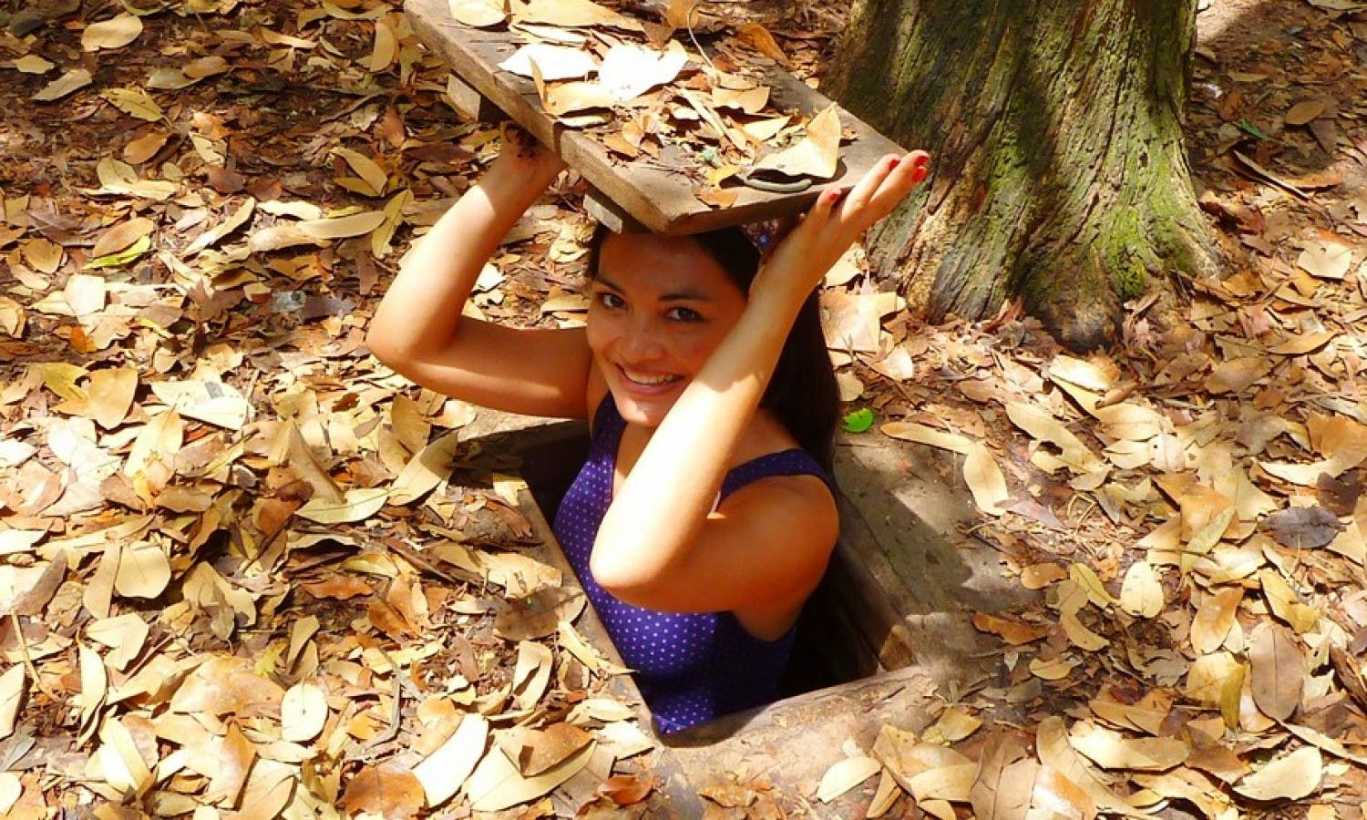Cu Chi Tunnels half-day tour