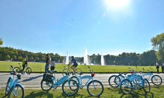 Tour en bici por el Palacio de Versalles con entrada sin colas