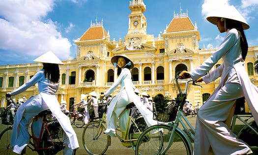 Ho Chi Minh City half-day group tour